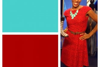 Turquoise+Ruby Red