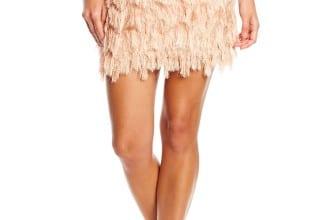RYU Fringe Skirt - $59.99