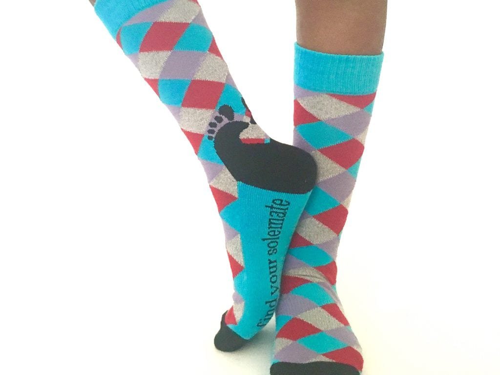 Diamond SoleMate Sox | Catenya.com