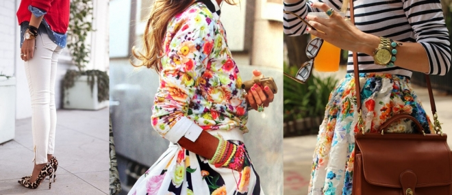 Style Tips: 4- Step Guide To Mixing Prints