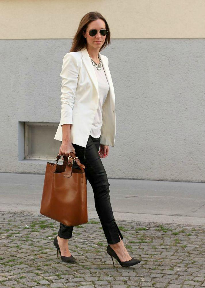 White Blazer | Catenya.com