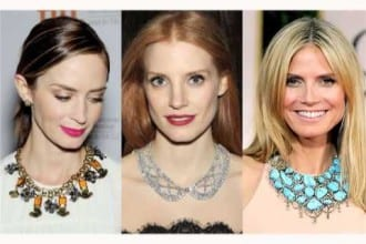 How- To: Wear Statement Necklaces