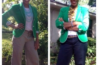Spring Green Blazer | Catenya.com