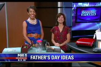 GOOD DAY Atlanta Father's Day | Catenya.com