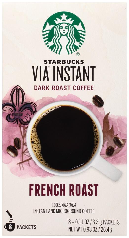 Starbucks French Roast VIA
