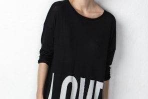 Press Fashions LOVE JACQUARD | Catenya.com