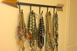 How To Organize Statement Necklaces