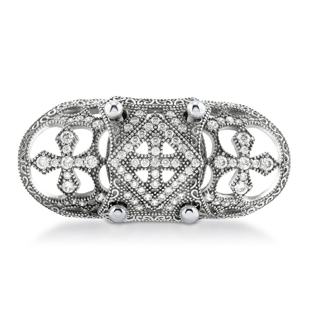 Berricle Art Deco Ring | Catenya.com