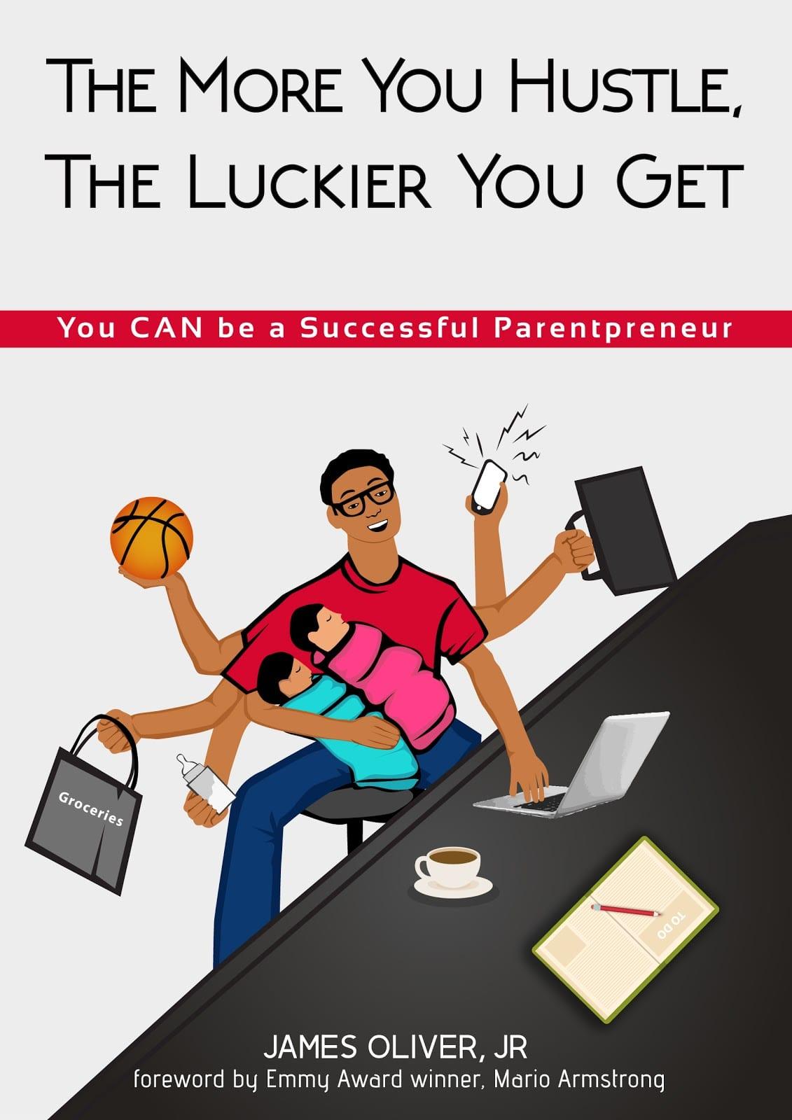 The More You Hustle | Catenya.com